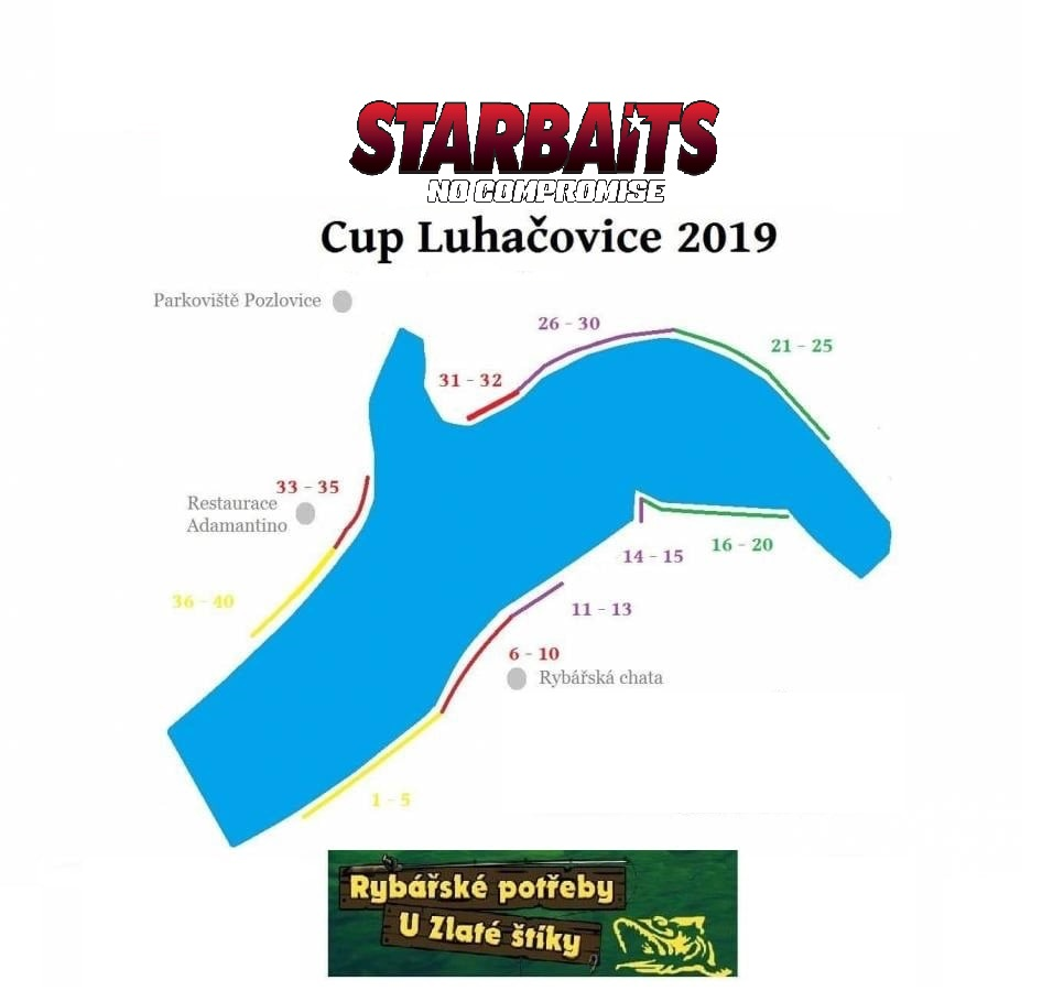 Starbaits cup luhacovice